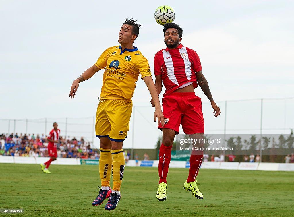 Seville vs Alcorcon - Pre Season Friendly