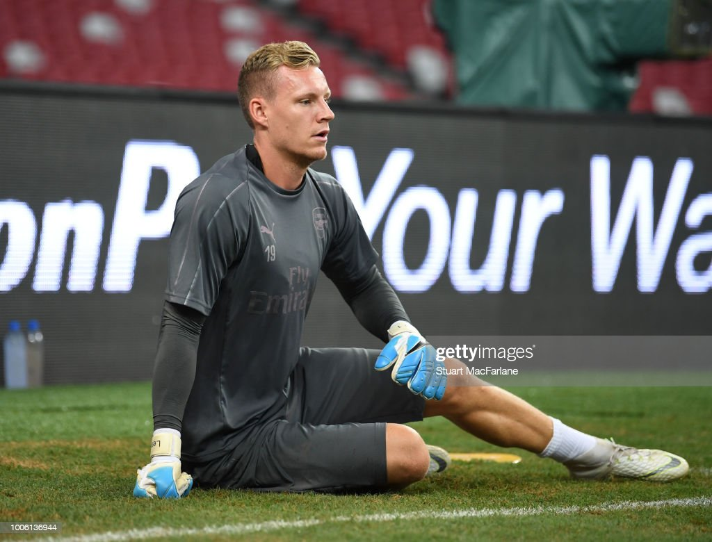 Arsenal Pre-Season Training Session : News Photo
