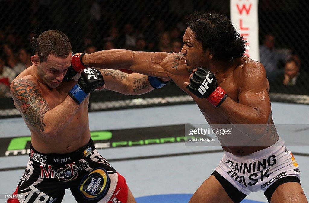 UFC 150: Henderson v Edgar II