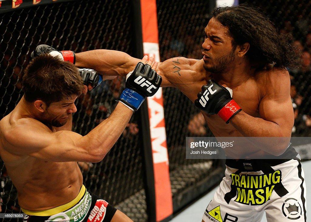 FOX UFC Saturday - Henderson v Thomson