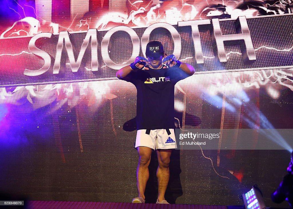 Bellator 153: Koreshkov v Henderson : Photo d'actualité