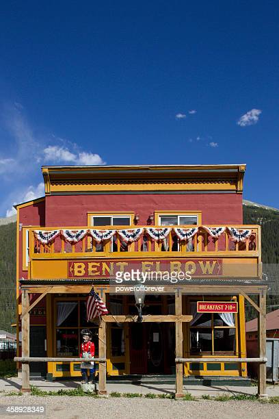 Bent Elbow Hotel - Silverton, Colorado