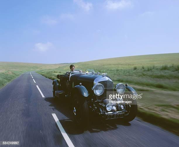 Bentley 45 litre blower 2000