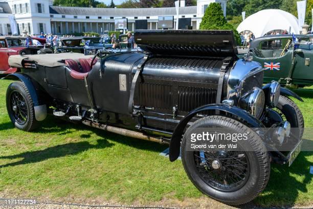 Bentley 65 Litre Vandenplas coachwork on display at the 2019 Concours d'Elegance at palace Soestdijk on August 25 2019 in Baarn Netherlands This is...