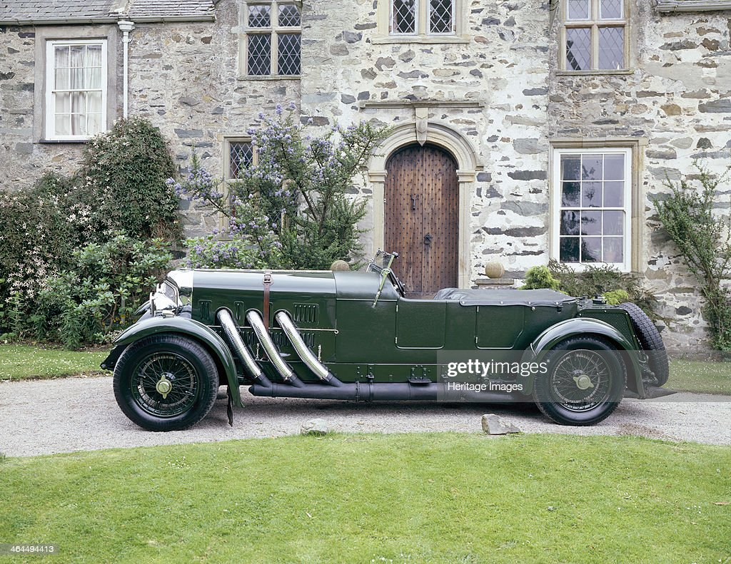 A 1932 Bentley 8 litre. Pictures | Getty Images