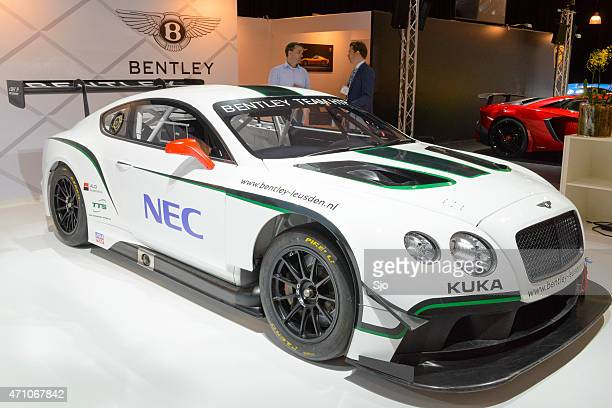 Bentley Continental GT3 racing car