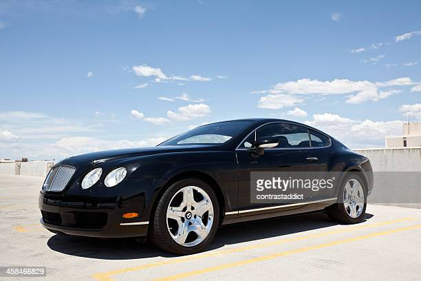2005 bentley continental - bentley stock pictures, royalty-free photos & images