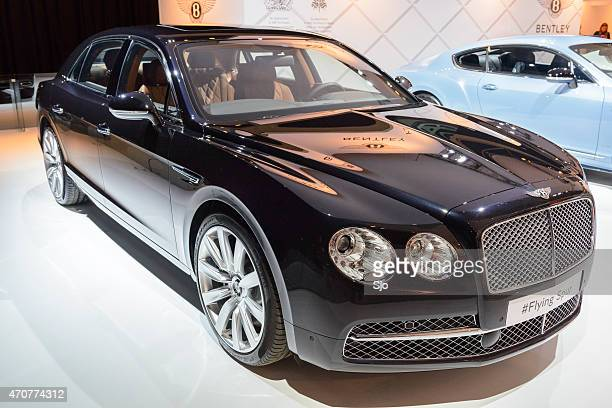 Bentley Flying Spur luxury sedan