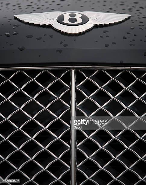 Bentley marque and grille