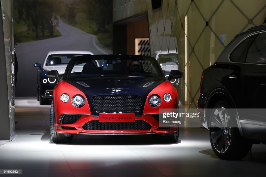 Opening Day Of The 87th GenevaInternational Motor Show : News Photo