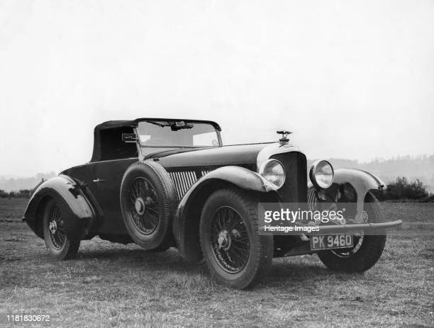 Bentley Speed Six sports 2 seater Creator Unknown
