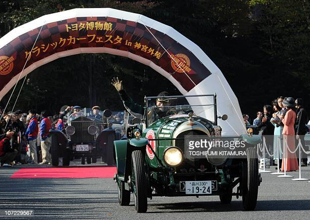 Toyota Automobile Museum Classic Car Festival Stock Photos And