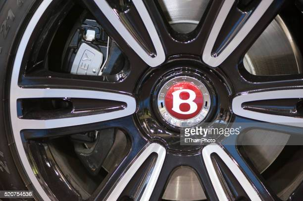 Bentley wheel rim