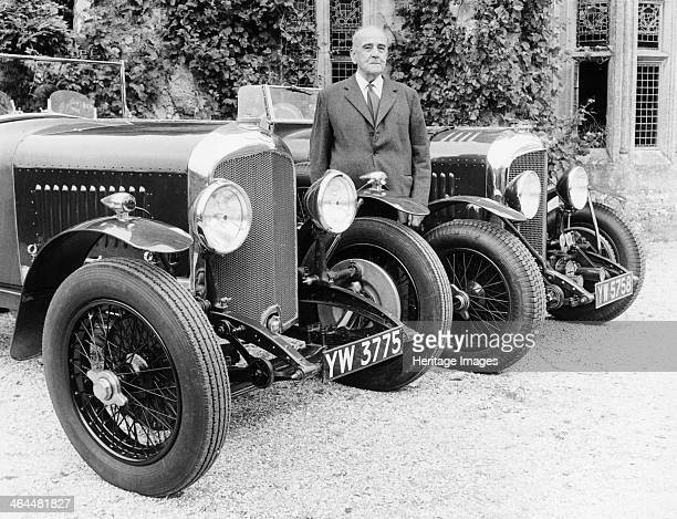 WO Bentley with a Bentley car He started out working with his brother Horace for the London agency of the French DFP cars The Bentley brothers bought...