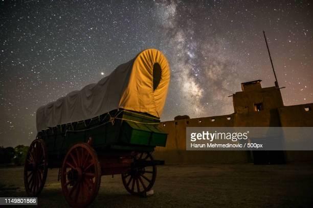 Bent's Old Fort Milky Way