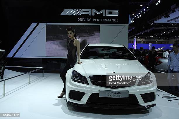 Benz C63 AMG on display at The 33rd Bangkok International Motorshow The 33rd Bangkok International Motorshow will be held from March 28 to April 8...