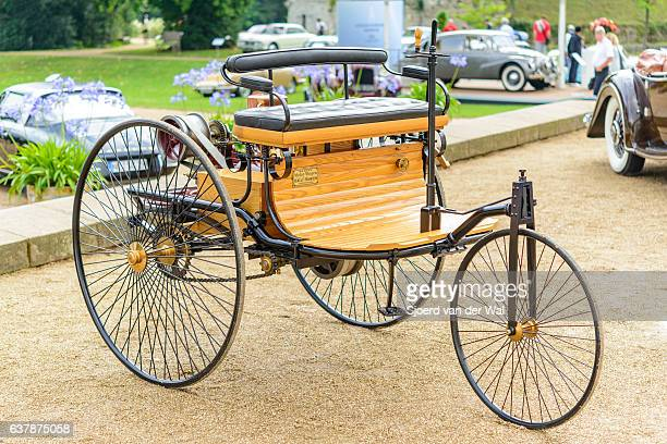 Benz Patent Motor-wagen 1886 the world's first automobile