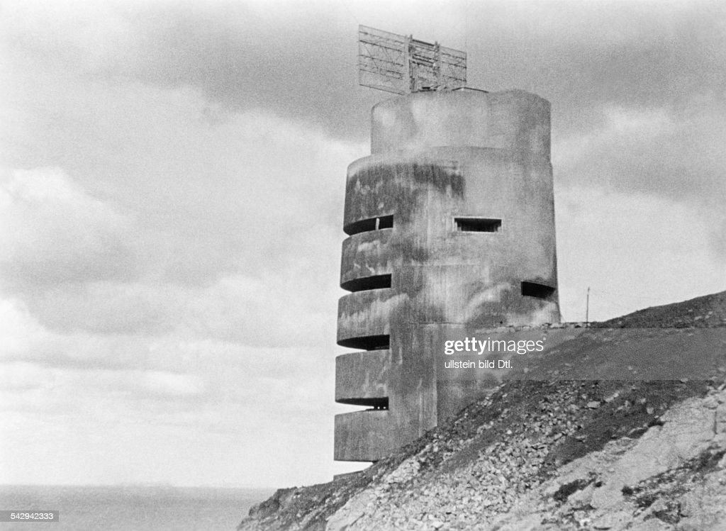 Atlantikwall Karte.Beobachtungsbunker Am Atlantikwall 1944 News Photo Getty Images