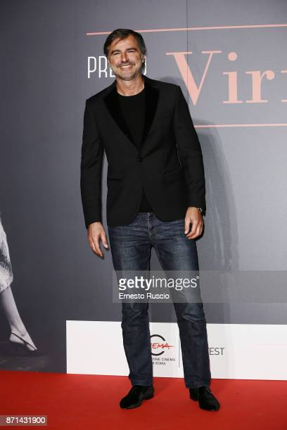 Beppe Convertini attends The Virna Lisi Award at Auditorium Parco Della Musica on November 7 2017 in Rome Italy