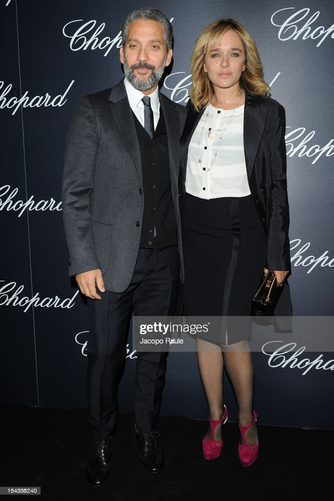 Chopard Store Opening In Milan City