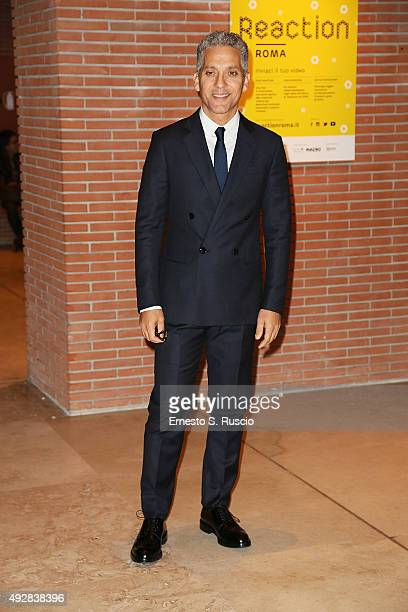 Beppe Fiorello attends a photocall for 'Era D'Estate' during the 10th Rome Film Fest on October 15 2015 in Rome Italy