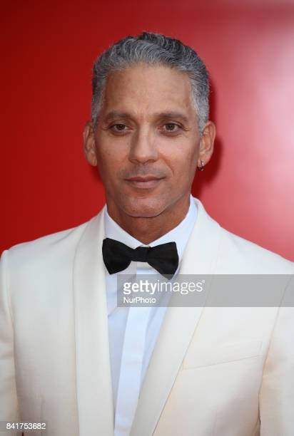 Beppe Fiorello attends the Franca Sozzanzi Award during the 74th Venice Film Festival in Venice Italy on September 1 2017 in Venice Italy on...