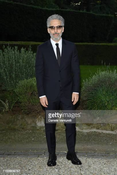 Beppe Fiorello attends the McKim Medal Gala 2019 at Villa Aurelia on June 05 2019 in Rome Italy