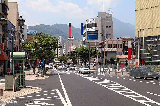 Beppu City, Beppu, Oita, Japan