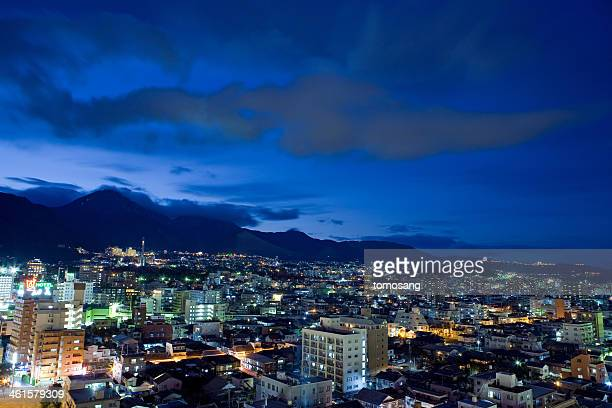 Beppu nightscape