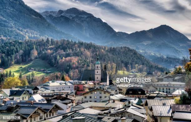berchtesgaden, germany - berchtesgaden alps stock photos and pictures
