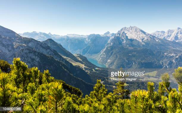 berchtesgaden - königsee - thuringia stock pictures, royalty-free photos & images