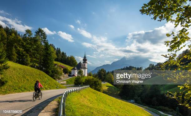 berchtesgaden - maria gern - munich stock pictures, royalty-free photos & images
