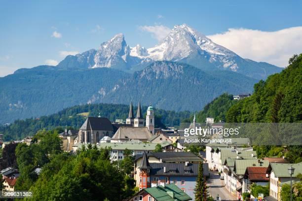 Berchtesgaden View Point