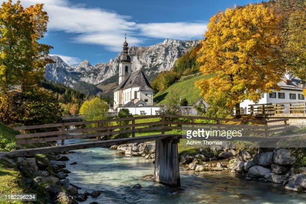 berchtesgadener land, bavaria, germany, europe - bavière photos et images de collection