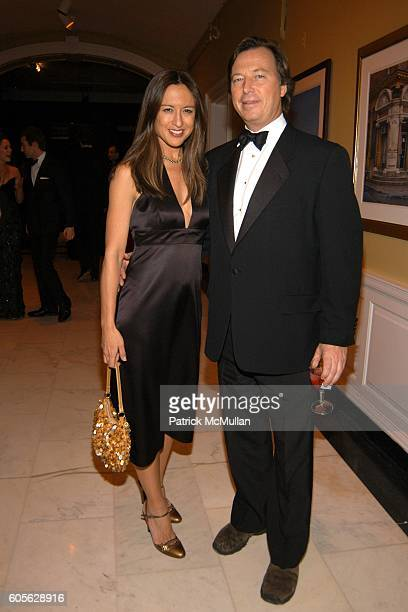 Berefka de Sequera and Bruce Colley attend The Museum of The City of New York The Directors Council 20th Annual Winter Ball at The Museum of The City...