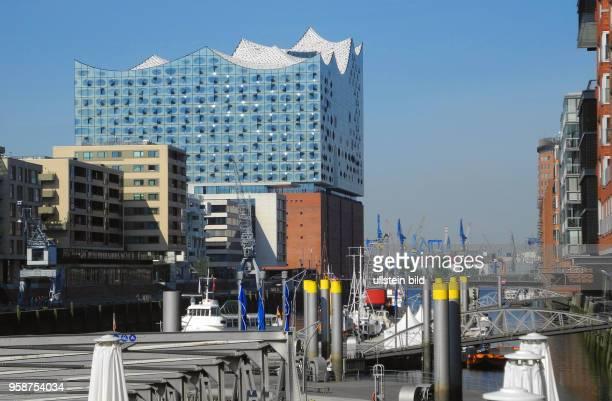 Bereits zwei Millionen Gaeste haben die ElphiPlaza in 37 m Hoehe besucht Elbphilharmonie das neue Wahrzeichen Hamburgs Blick von der neuen Hafencity...