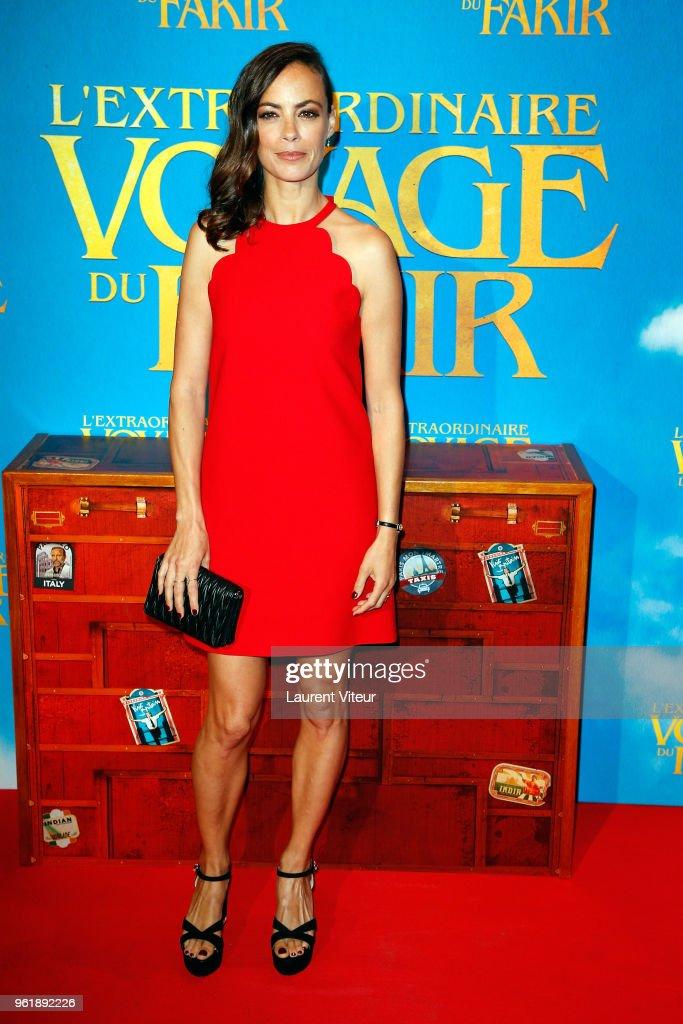 """""""L'Extraordinaire Voyage Du Fakir"""" Paris Premiere At Cinema Publicis"""