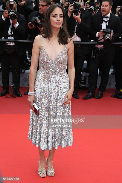 Berenice Bejo attends 'The BFG ' premiere during the 69th annual Cannes Film Festival at the Palais des Festivals on May 14, 2016 in Cannes, .
