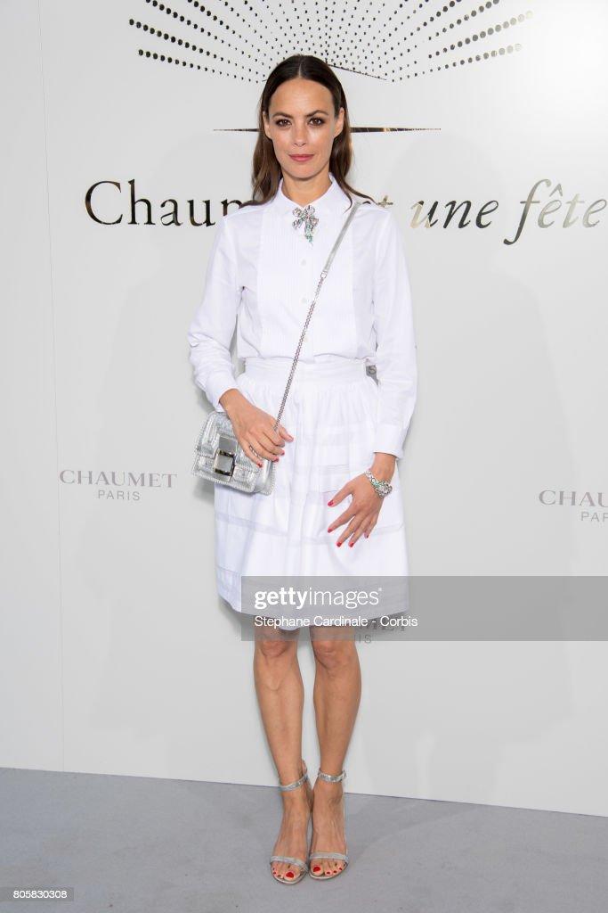 """""""Chaumet Est Une Fete"""" : Haute Joaillerie Collection Launch - Paris Fashion Week - Haute Couture Fall/Winter 2017-2018"""