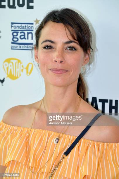 Berenice Bejo attends the Malcolm McDowell Retrospective at La Cinematheque Francaise on June 20 2018 in Paris France