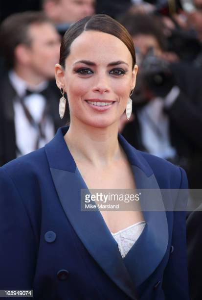 Berenice Bejo attends the Premiere of 'Le Passe' at The 66th Annual Cannes Film Festival on May 17 2013 in Cannes France