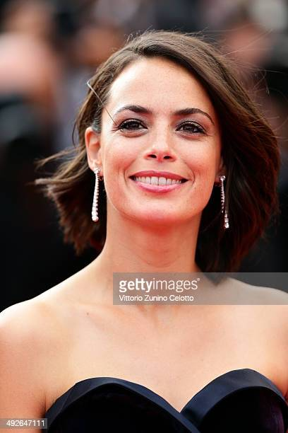 Berenice Bejo attends 'The Search' premiere during the 67th Annual Cannes Film Festival on May 21 2014 in Cannes France
