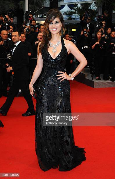 Berenice Marlohe attends the Amour Premiere during the 65th Annual Cannes Film Festival at Palais des Festivals on May 20, 2012 in Cannes, France.