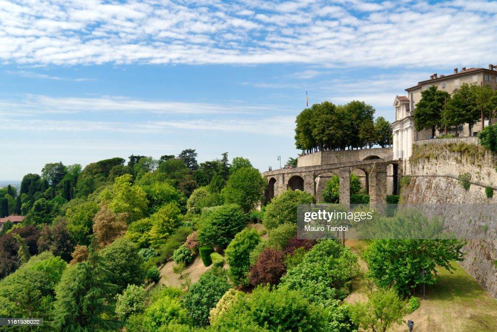 Bergamo, Italy : Foto stock