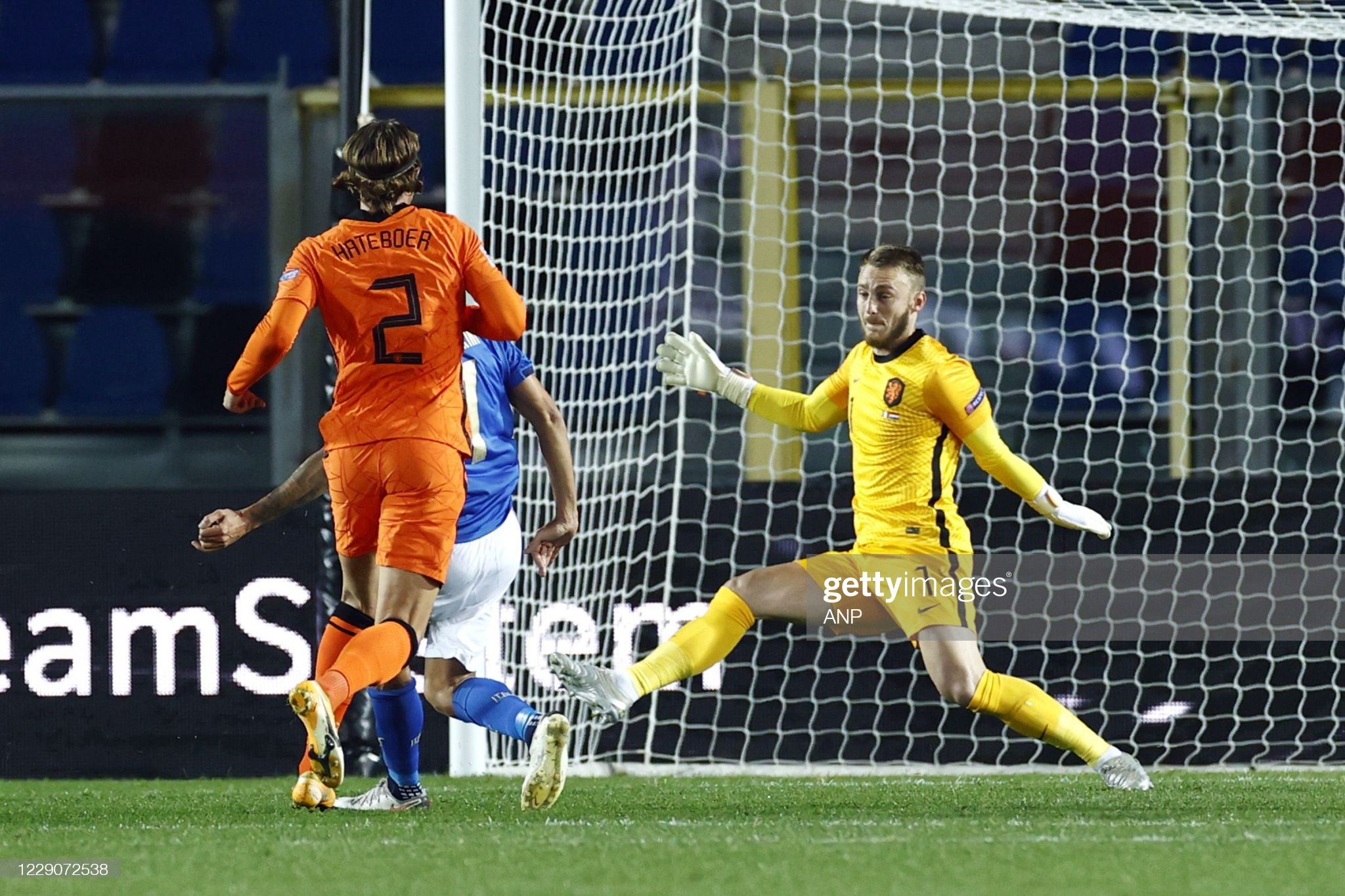 """UEFA Nations League qualifier""""Italy v The Netherlands"""" : News Photo"""