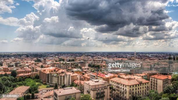 Bergamo, panorama Italiano