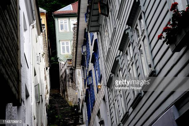 bergen - hordaland county stock pictures, royalty-free photos & images