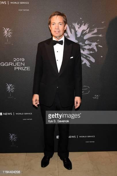 Berggruen Institute Chairman and Founder Nicolas Berggruen attends the Fourth Annual Berggruen Prize Gala celebrating 2019 Laureate Supreme Court...