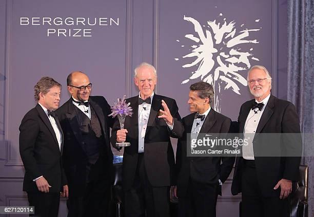 Berggruen Institute Chairman Nicolas Berggruen New York University Professor of Philosophy Kwame Anthony Appiah Philosopher Charles Taylor Host of...