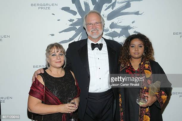Berggruen Institute President Craig Calhoun and guests attend The Berggruen Prize Gala Honoring Philosopher Charles Taylor at New York Public Library...